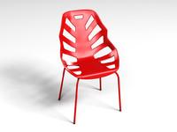 ninja chair 3d 3ds