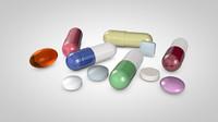 pills c4d