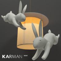 3d karman wow model