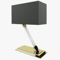 3d model cl2031 table lamp