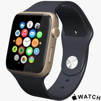 blend apple watch