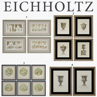 3d frames eichholtz prints model