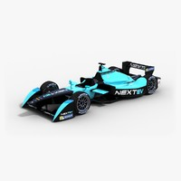 NextEv Formula E Team China