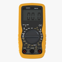 multimeter realistic 3d model