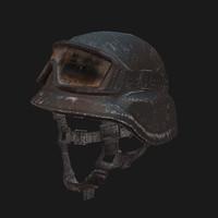 soldier helmet