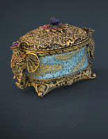 3d decorative jewelry box model