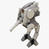 LEGO STARWARS AT-DP Mini