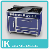 3ds max 48w-4 surface burner-griddle