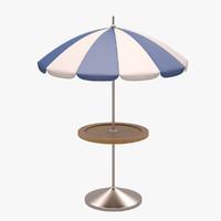 patio table umbrella max
