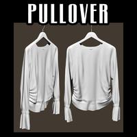 pullover interiors 3d obj