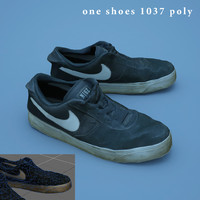 max black skate shoes