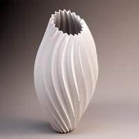 Vase artwork - Del Jackson