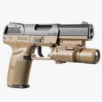 3d gun fn five-seven