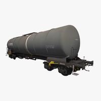Railcar Tank Zacns VTG