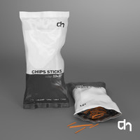 chips 125 grams obj