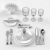 3d tableware