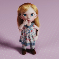 toy doll 3d model