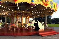 3d model carousel 1 2