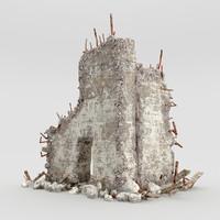ruins building max