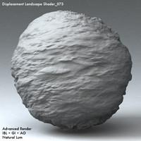 Displacement Landscape Shader_073