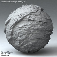 Displacement Landscape Shader_076