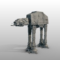 obj at-at walker star wars