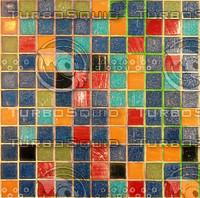 Mosaics - Tileable Texture