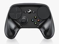 3d steam controller