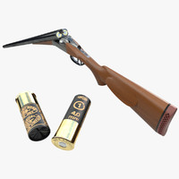 obj shotgun gun
