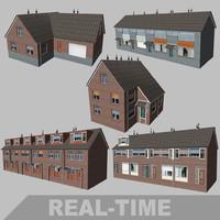 maya real-time dutch house