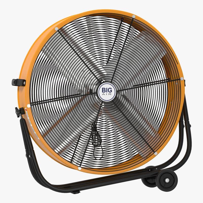 3d model of Industrial Fan 01.jpg