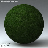 Grass Landscape Shader_003