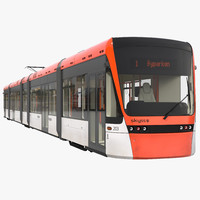 max light rail train bybanen