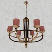 fine art lamp classic 3ds