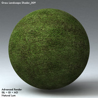 Grass Landscape Shader_009