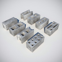 concrete block max