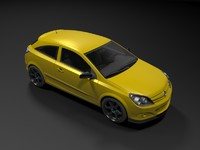opel astra gtc 3ds