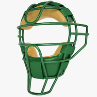 3ds catchers face mask