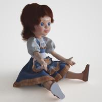 maya soviet doll