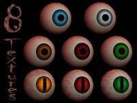 8 Eye Textures