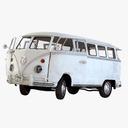 VW Type 3D models
