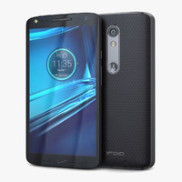 Motorola Droid Turbo 2 Black