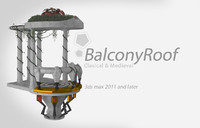 balcony roof max