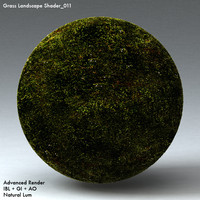 Grass Landscape Shader_011