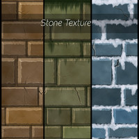 Stone, Wall Textures