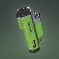 turboflame military lighter 3d 3ds