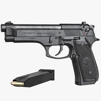 max gun beretta m92 fs