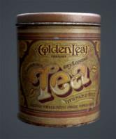 3d model tea scanned