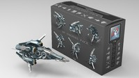 cybertech drone pack 10 max