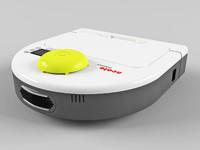 The robot vacuum cleaner Neato BotVac